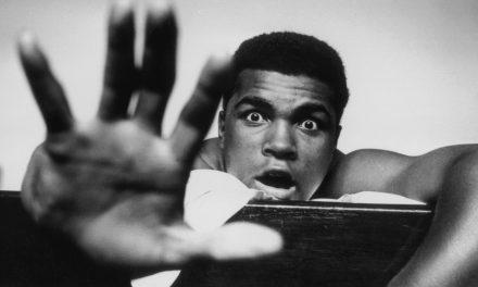 Muhammad Ali es leyenda