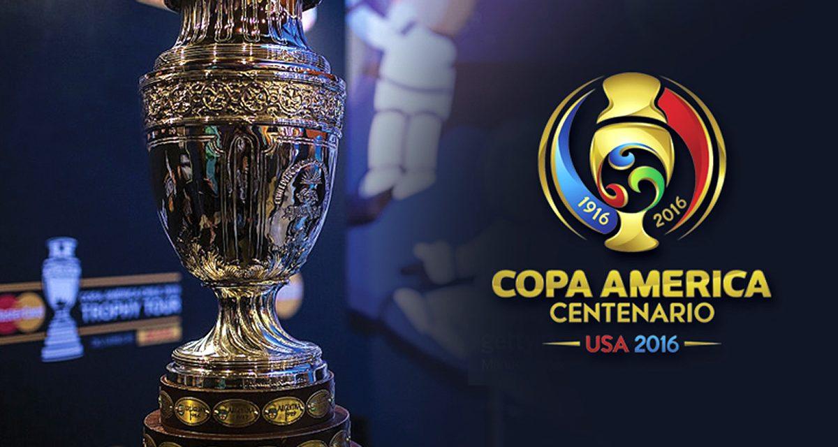 ¡Comienza la Copa América Centenario!