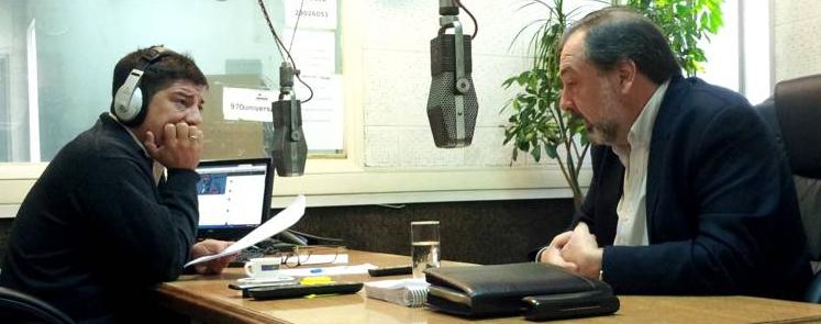 """Gandini: """"Cada uruguayo debe U$S 2.300 más que en el 2004"""""""