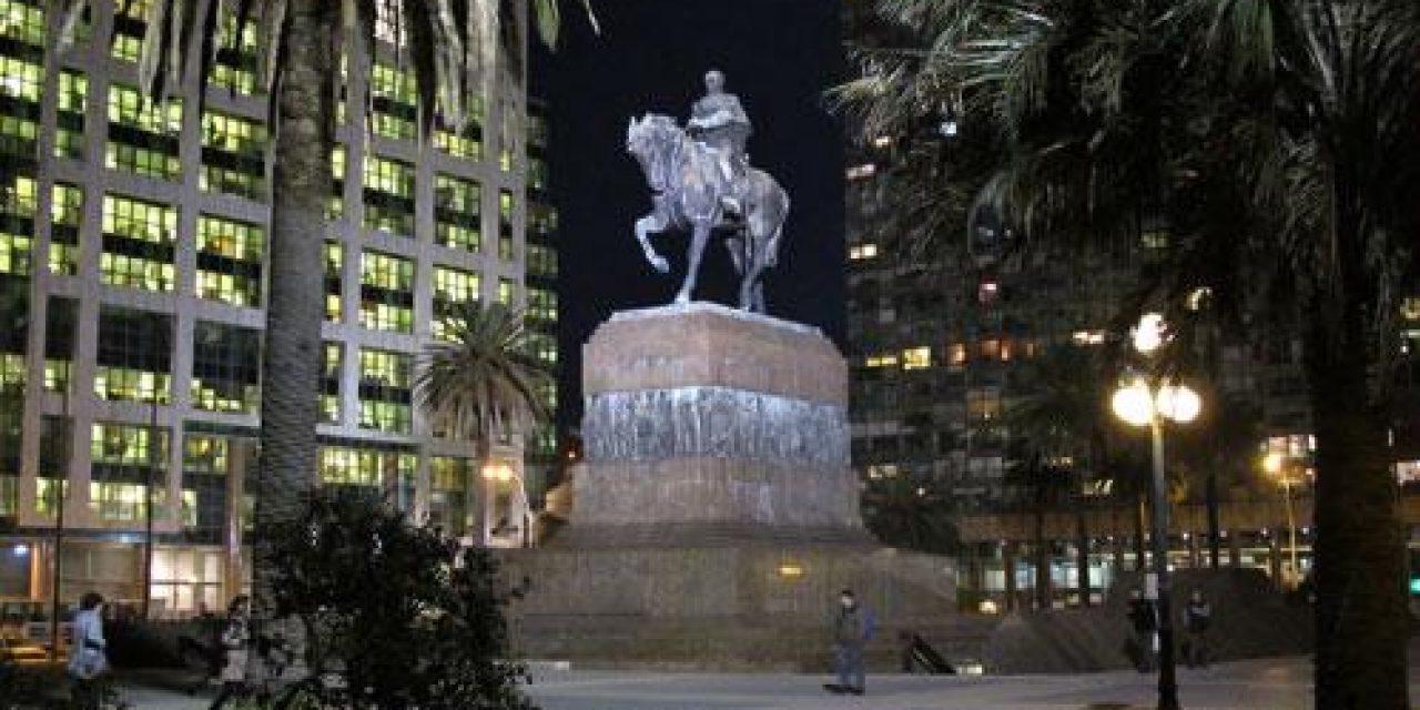 Acto conmemorativo del natalicio de José Artigas
