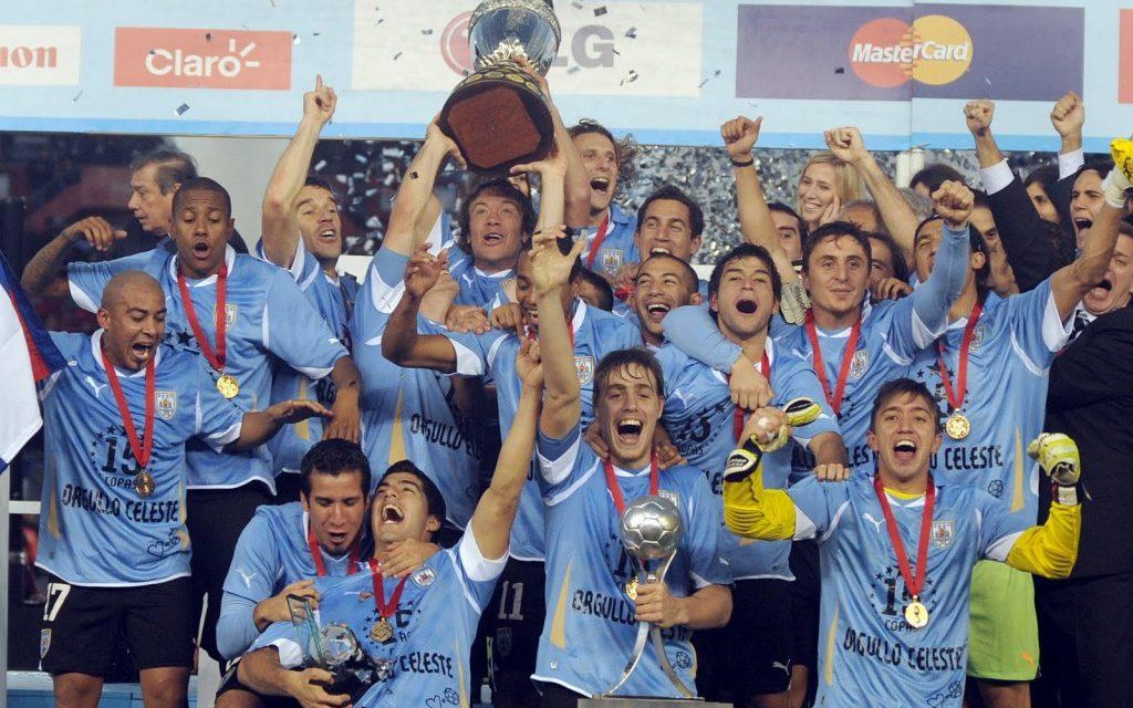 100 Años de Copa América…