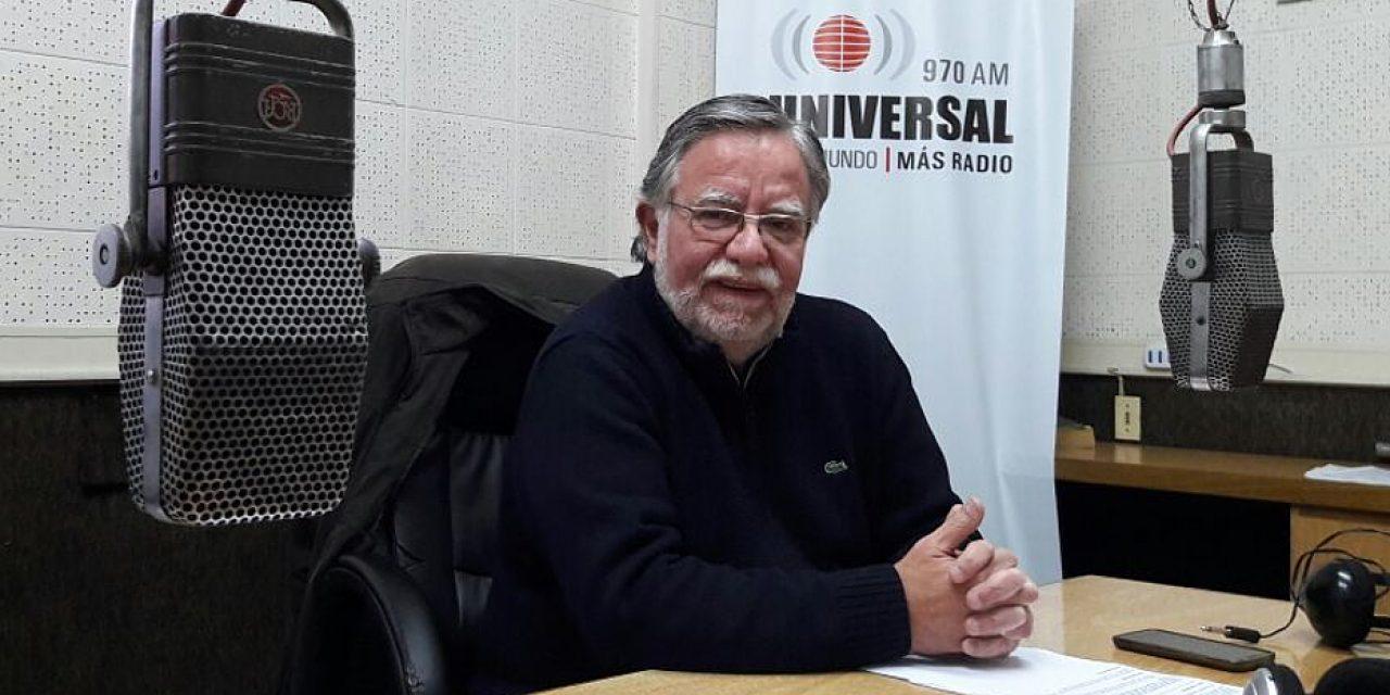 José Bayardi vuelve a ser ministro de Defensa