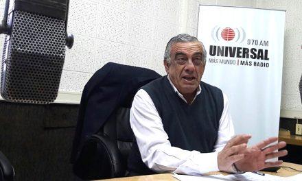 Lafluf cuestionó dichos de Bonomi sobre pasteras argentinas
