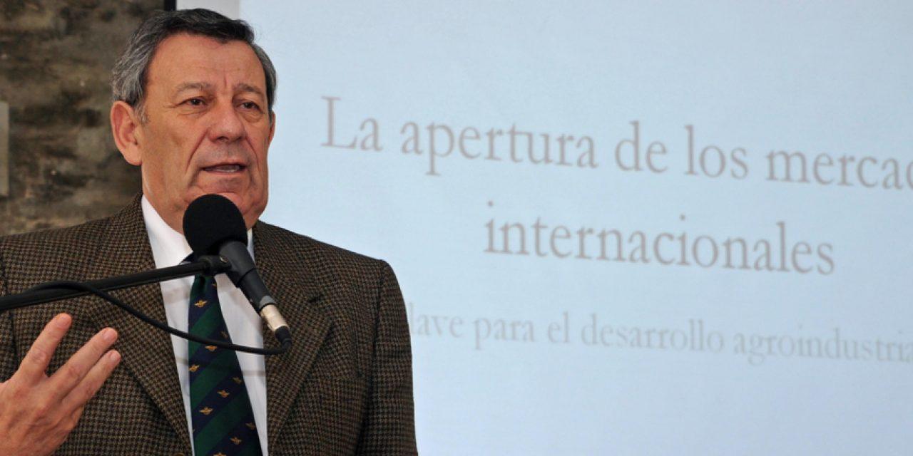 """""""Si no hay carne no hay tratado"""", dijo Nin Novoa sobre el TLC Mercosur-UE"""