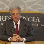 """Gobierno informa que asuntos administrativos se cumplen de """"forma habitual"""" y Vázquez trabajó """"normalmente"""""""