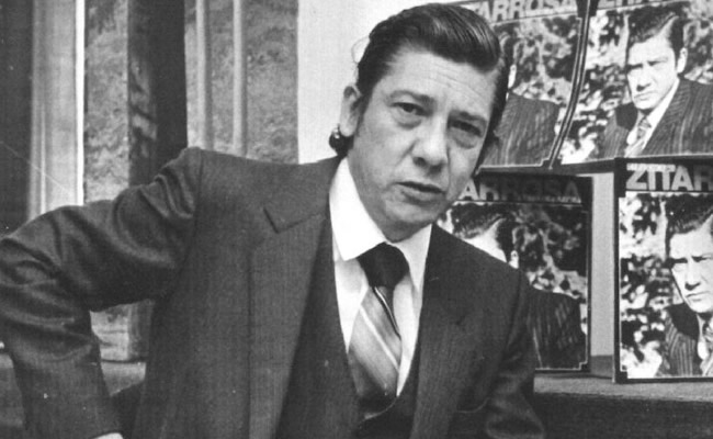 Digitalizan archivo de Alfredo ZItarrosa.