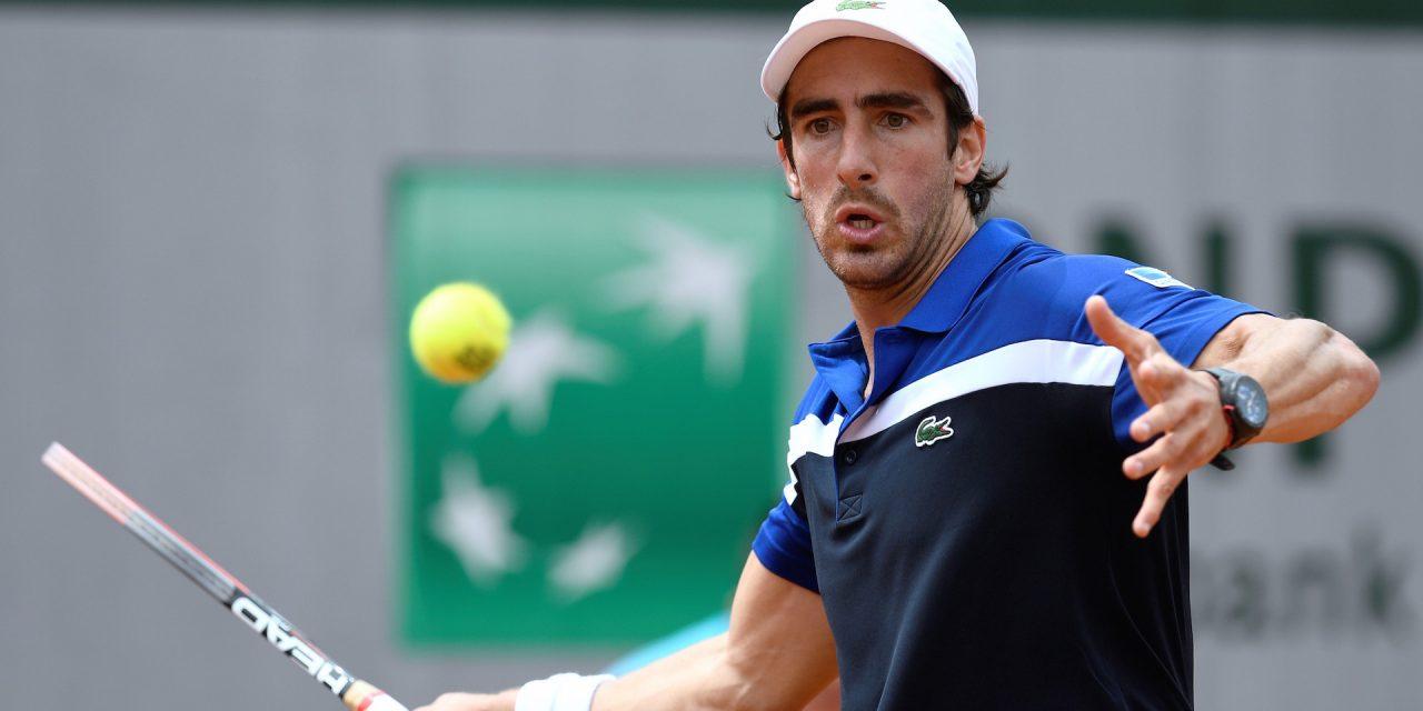 Pablo Cuevas bajará un lugar en el Ránking  ATP