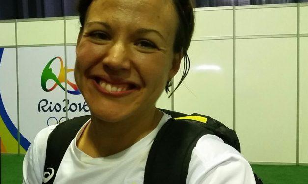 Sofía Rito hizo historia siendo la primera mujer en su disciplina en representarnos en los Juegos Olímpicos