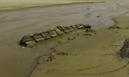 Comisión de Patrimonio investigará restos del antiguo barco aparecido en Rocha