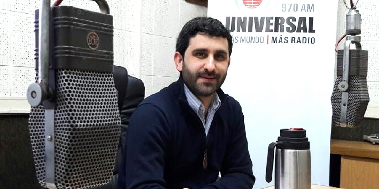Caggiani rechaza suspensión de Venezuela del MERCOSUR