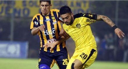 Peñarol igualó sin goles con Sportivo Luqueño y la llave está abierta