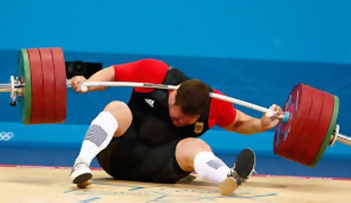 Bloopers en Juegos Olímpicos de todas las épocas