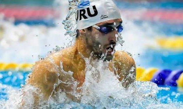 Martín Melconián no alcanzó la clasificación pero estuvo cerca del récord nacional