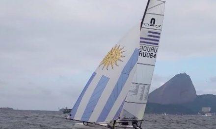 """Pablo Defazio: """"El objetivo es entrar en la medal race"""""""