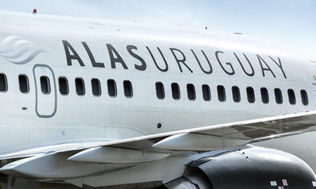 """Alas Uruguay suspendió su operativa por falta de un repuesto a nivel """"mundial"""""""