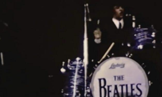 Difunden nuevo video de Los Beatles