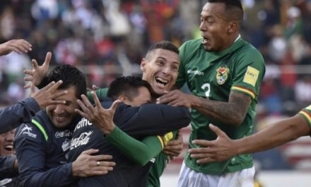 En la altura Bolivia venció a Perú