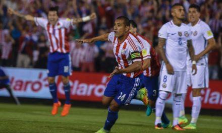 Paraguay derrotó a Chile y se coloca a un punto de Uruguay