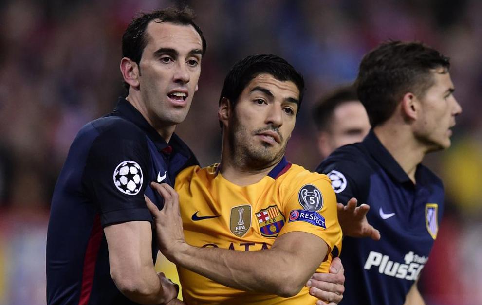 Barcelona – Atlético Madrid repartieron honores, puntos y goles. Empate a uno.