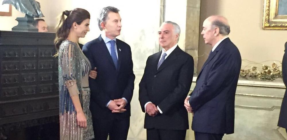 Exportadores uruguayos ven sin preocupación cambio político en Brasil