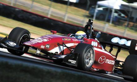 Santiago Urrutia culminó segundo en el Campeonato Indylights por una estrategia del equipo rival