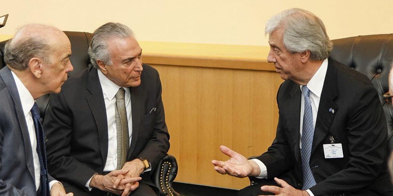 ¿Qué efectos puede tener en Uruguay el caos político en Brasil?