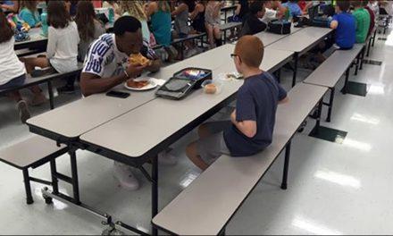 La historia viral del nene con autismo que no tiene amigos