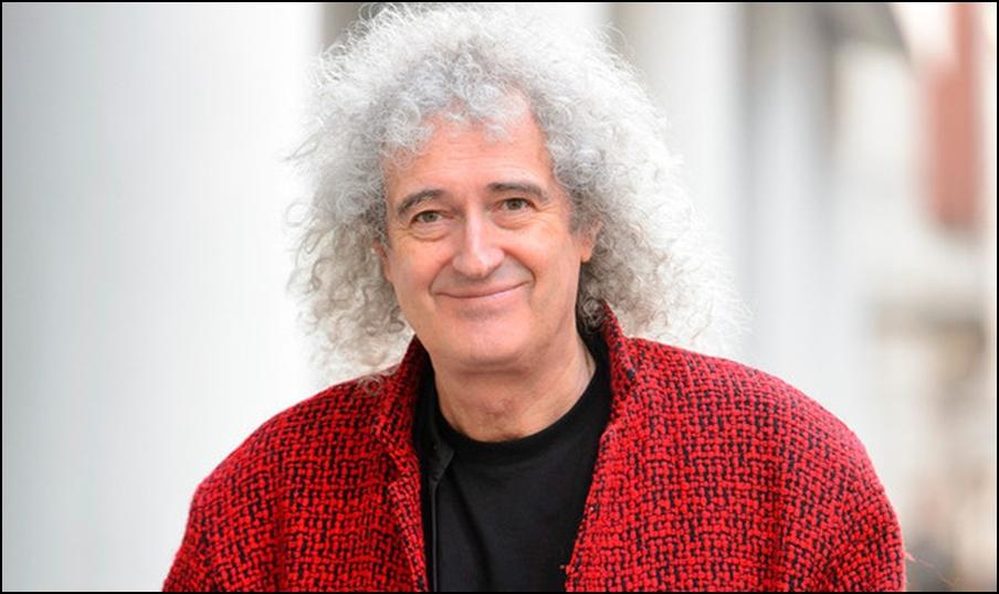 Brian May se vio obligado a suspender su gira por el Reino Unido por salud