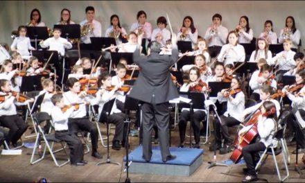 La sinfónica juvenil infantil de Florida: conciertos en Porto Alegre