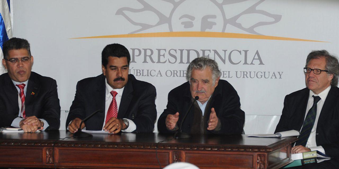 """""""¿Nin Novoa con la CIA? ¡Por favor!"""", reprochó Mujica sobre dichos de Maduro"""