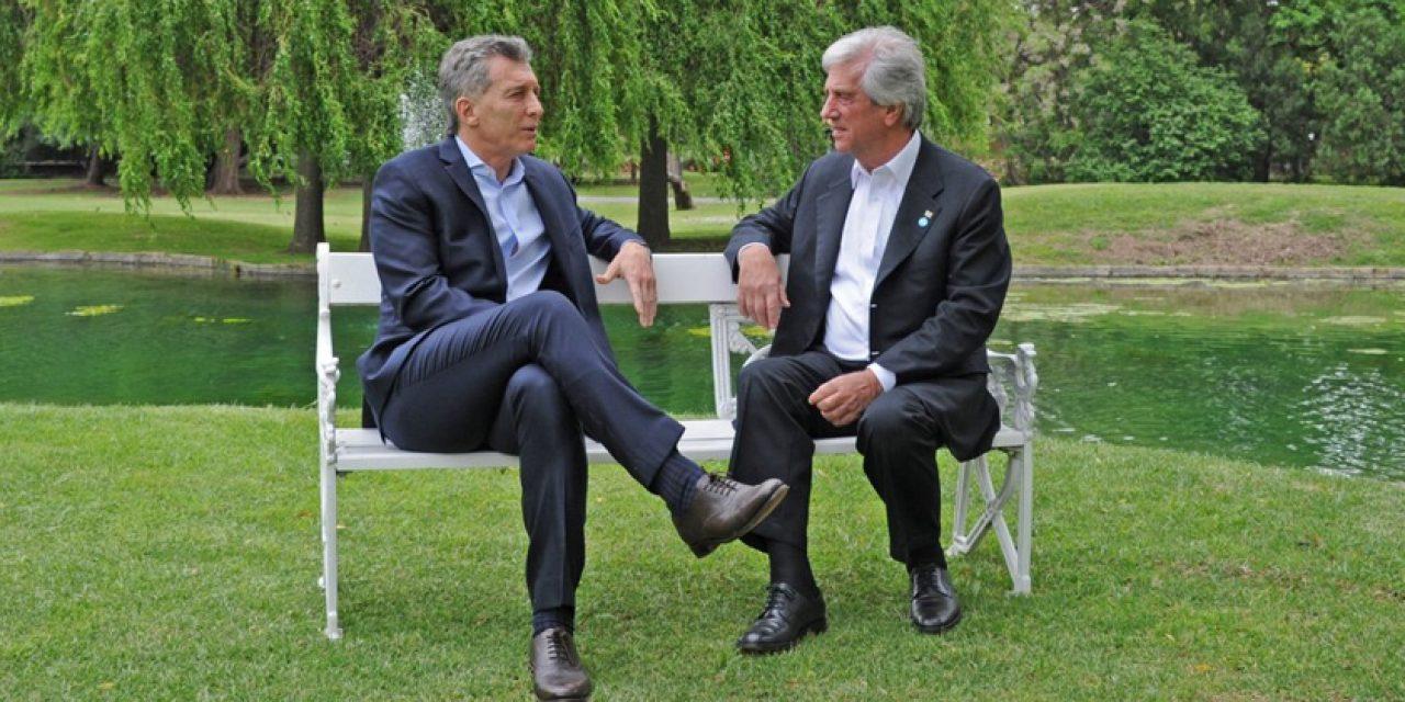 Vázquez se reunirá con Macri