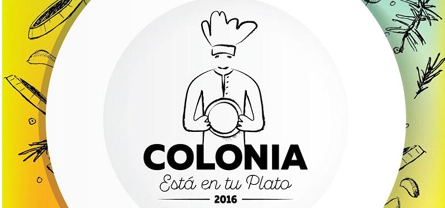 Todo pronto para Colonia está en tu plato 2016
