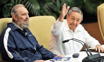 Raul y Fidel, dos hermanos que se complementaron