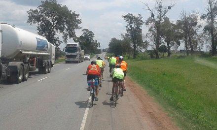 UNASEV admitió que ley de tránsito no se cumple y que no está claro si ciclistas puedan circular en rutas