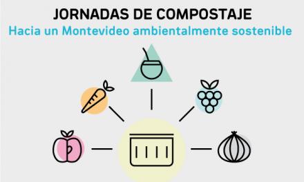 Intendencia de Montevideo llevará adelante jornada de compostaje