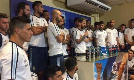 Messi anunció que los jugadores de Argentina no hablan más con la prensa