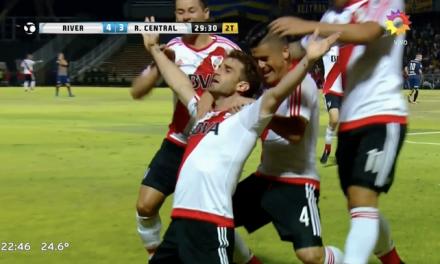 Iván Alonso definió la final River Campeón Argentino ganando 4 a 3