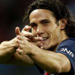 Cavani alcanzó a Ibrahimovic en la goleada del PSG