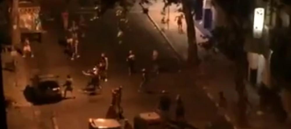 Fueron 19 los detenidos por disturbios previo y luego del partido Nacional-Boston