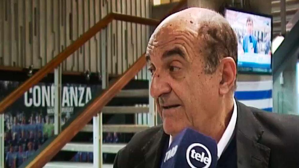 """""""No me arrepiento de nada"""", Rafael Fernández explicó su renuncia a la AUF en la Oral Mediodía"""