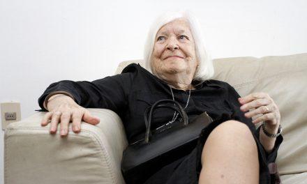 Falleció Susana Sienra a los 96 años