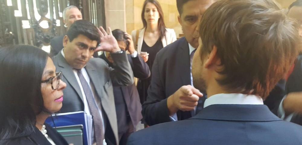 Canciller de Venezuela asegura que su país sigue al frente del MERCOSUR