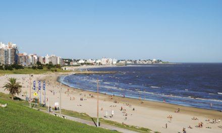 Temporal imposibilitó análisis para determinar estado de playas en Montevideo