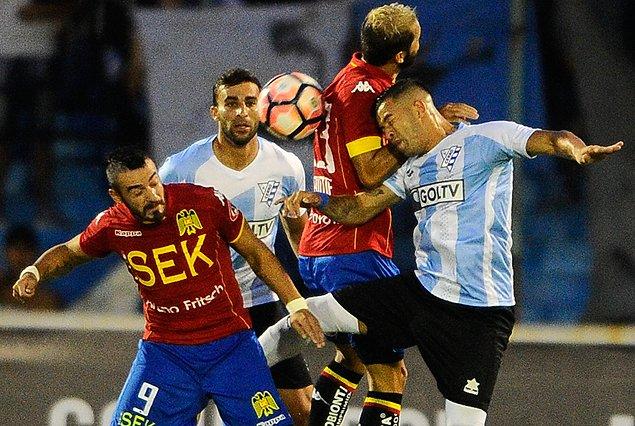 Cerro cayó en el debut de la Copa Libertadores