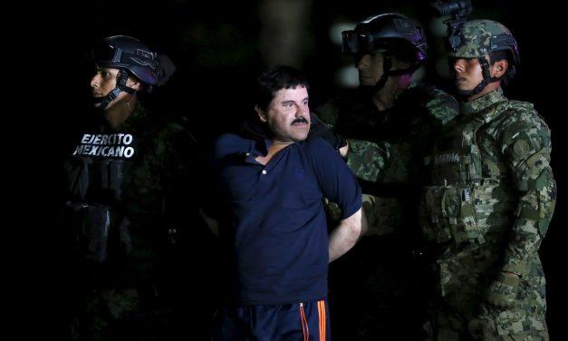 """Cadena perpetua para el """"Chapo Guzmán"""""""