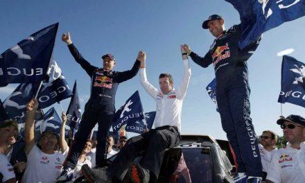 El francés Peterhansel es el Rey del Dakar