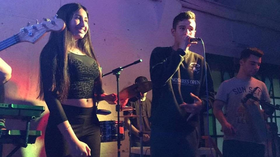 Presentaron banda minuana de cumbia pop