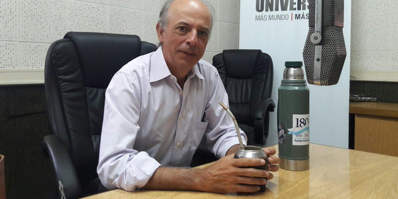 """García: """"Topolansky alentó un estallido social"""" con las críticas a la ley de urgencia"""