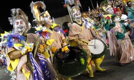 Estos son los ganadores del desfile inaugural del Carnaval 2017