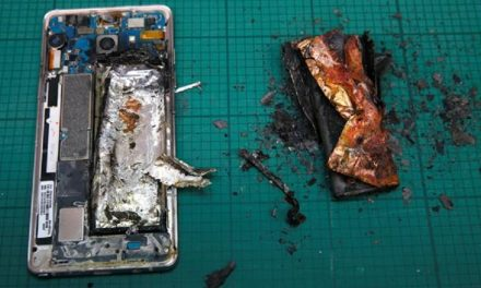 Fueron defectos en las baterías lo que provocaron los incendios del Galaxy Note 7, asegura Samsung
